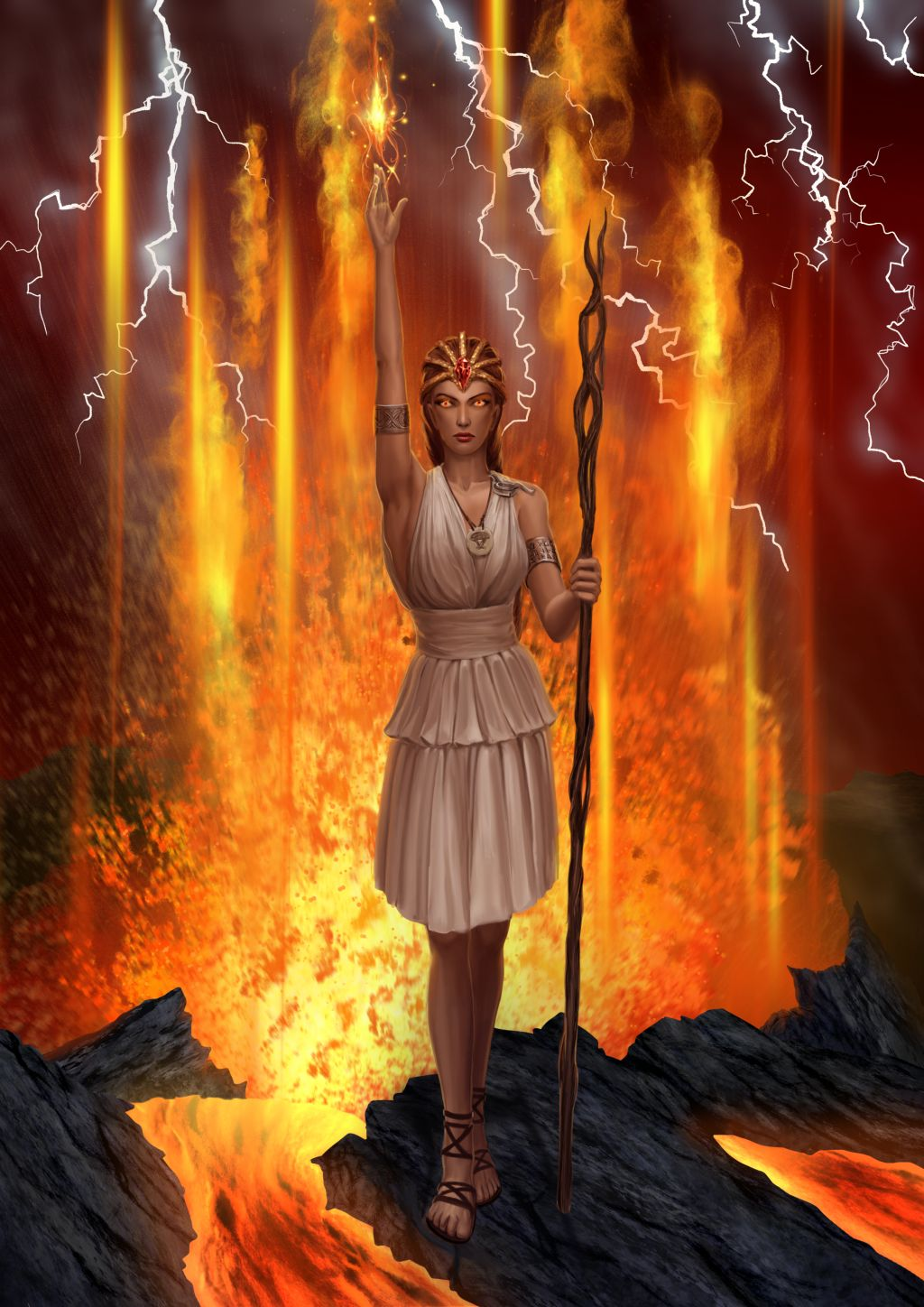 Artemis, Nature's Wrath