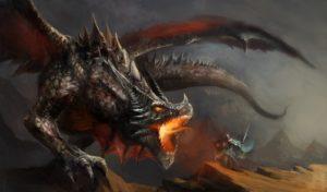 Achaea birthday dragon